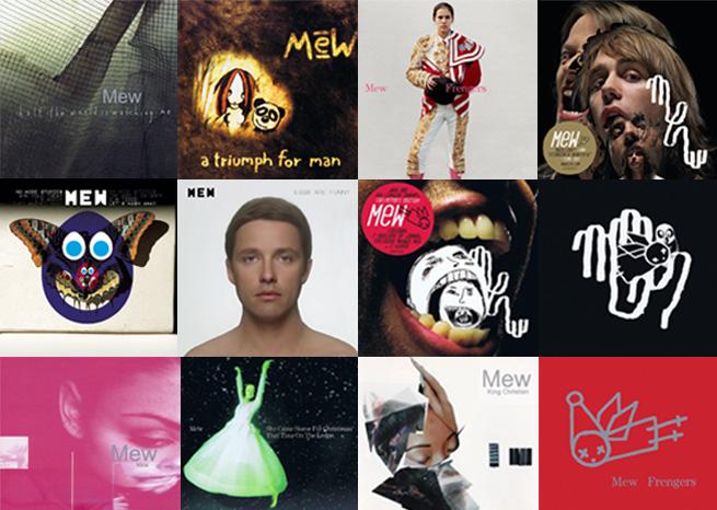 Discography Blog Header