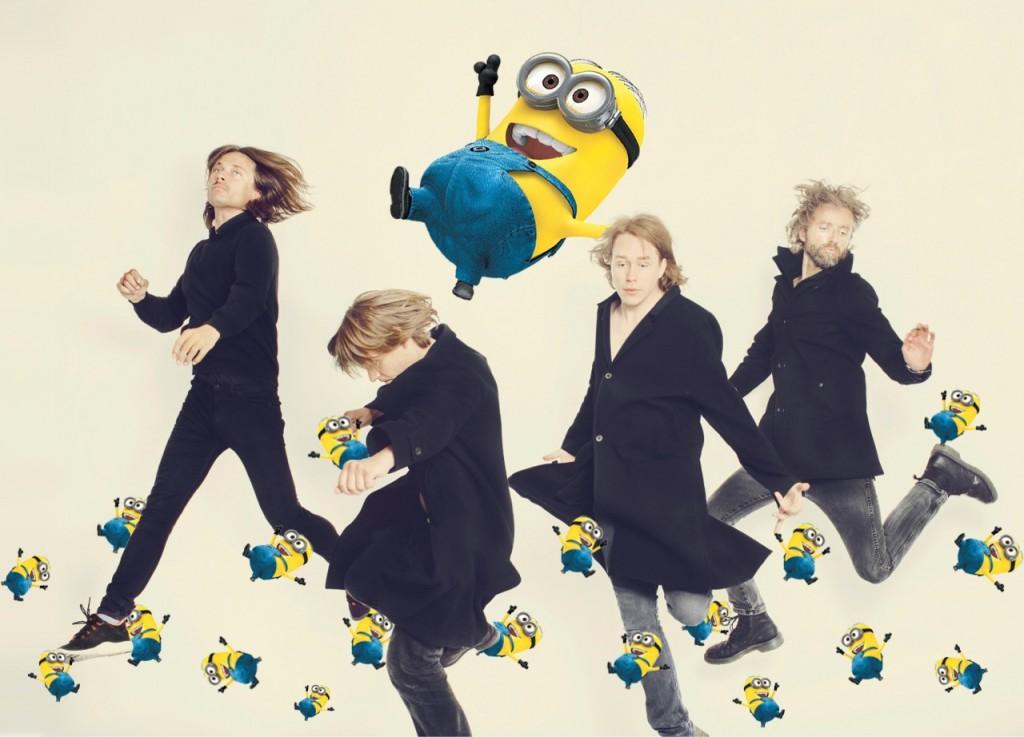 MEWNIONS !!! hahahaha…. mewnions