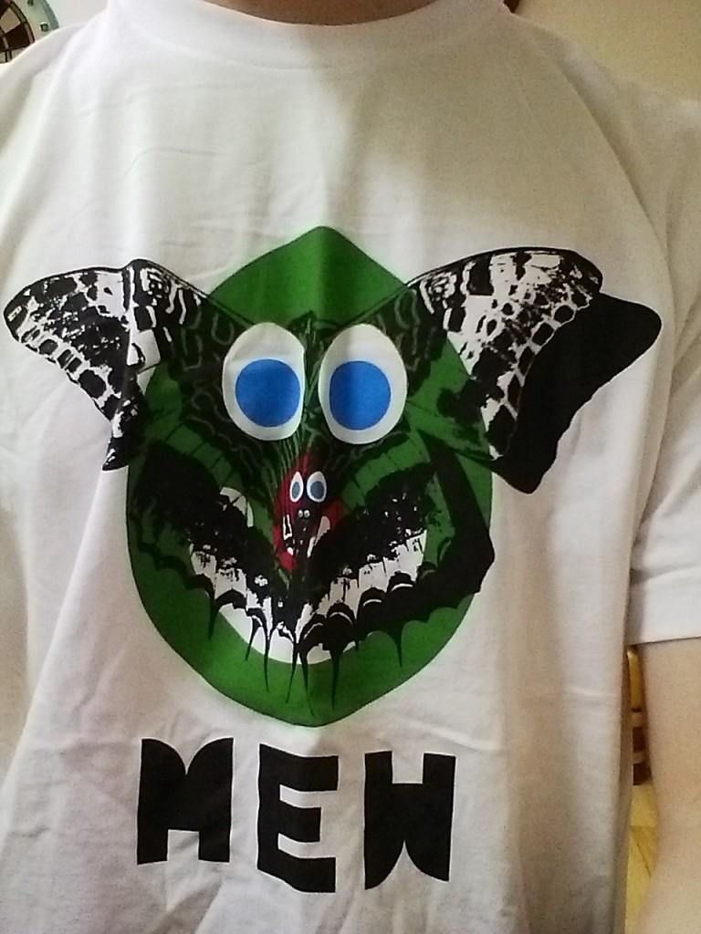 Woooo finally got a Mew tshirt! Mew Tshirt