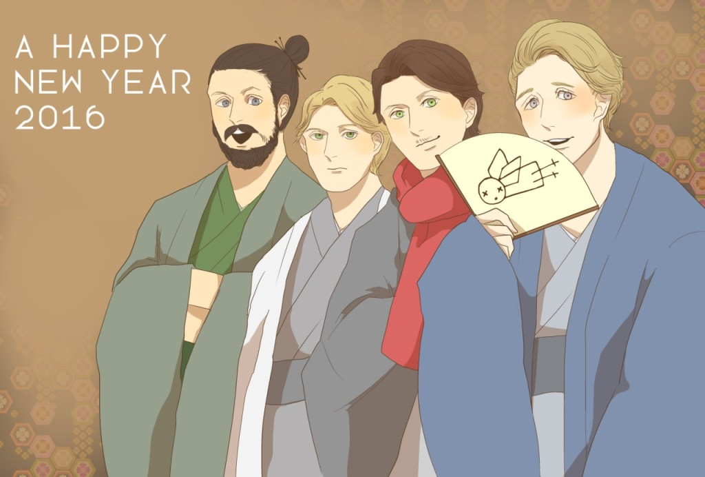 A HAPPY MEW YEAR!! image